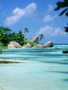 塞舌尔/塞舌尔被誉为地球最后的伊甸园,这里的一切都显得那么原始、...