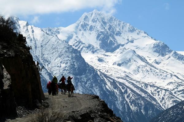 2016川藏线自驾游